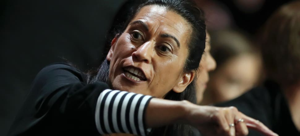 Dame Noeline Taurua got her coaching break with the Bay of Plenty senior netball team, and went on to a hugely successful 11-year tenure with the Magic in the ANZ Championship. Photo: Getty Images.