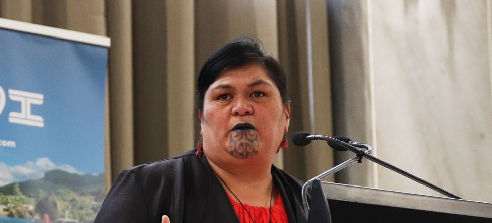 Local Government Minister Nanaia Mahuta hopes new water entities will be able to debt finance water upgrades. Photo: Lynn Grieveson