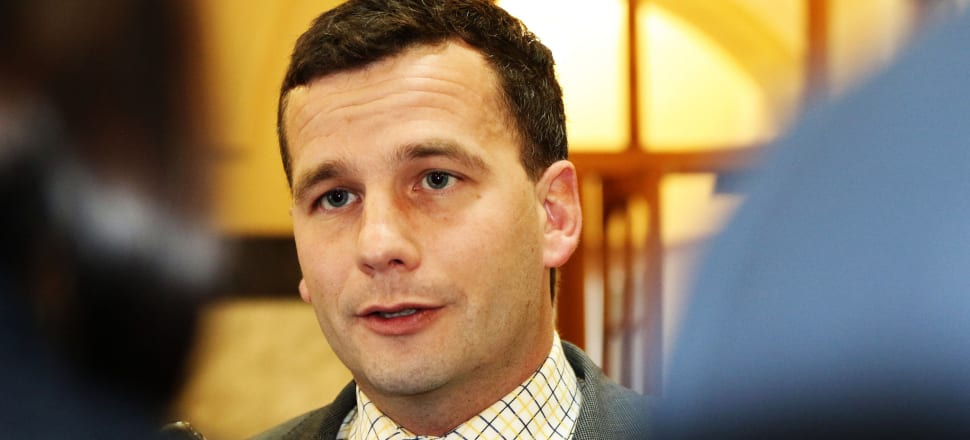 The End of Life Choice Bill was introduced by Act leader David Seymour. Photo: Lynn Grieveson