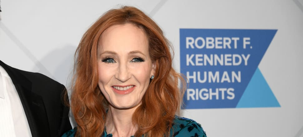 Author JK Rowling was one of the 150 signatories to the Harper's Magazine letter calling for an end to 'cancel culture'. Photo: Getty Images