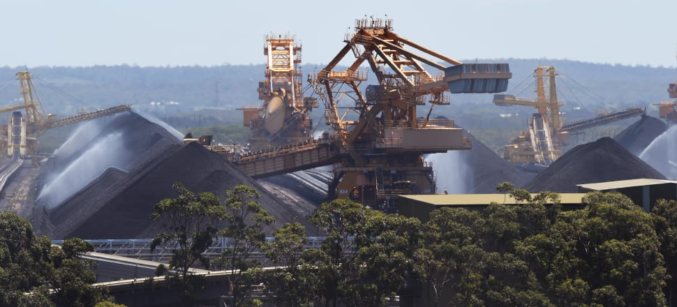 Kiwibank has committed never to invest in, or provide banking services for, any fossil fuel mining company. Photo: Getty Images.