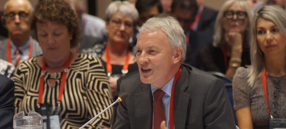 Mayor Phil Goff labelled the emergency budget the biggest challenge faced by Auckland Council. Photo: Supplied
