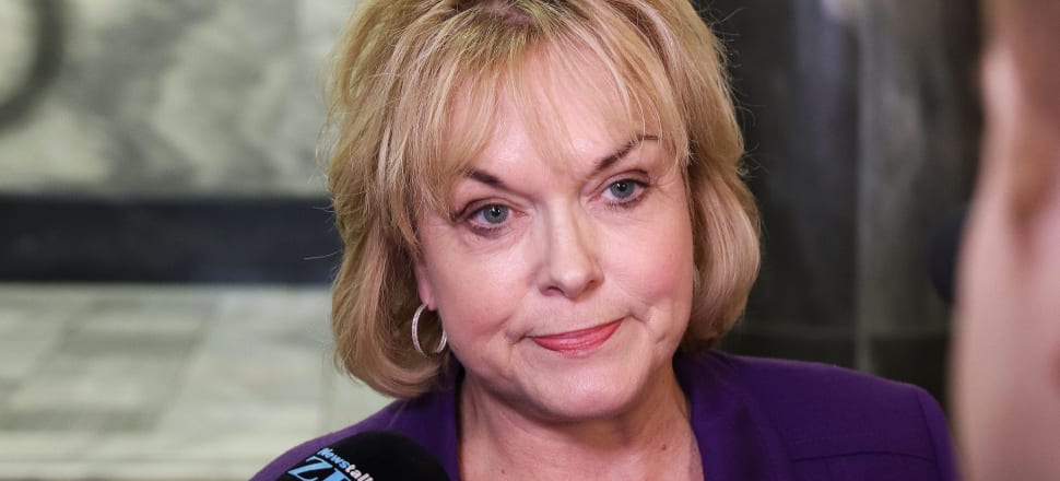 """New National leader Judith Collins has said the true costs of global warming are """"real, but there is no indication they are insurmountable"""". Photo: Lynn Grieveson"""