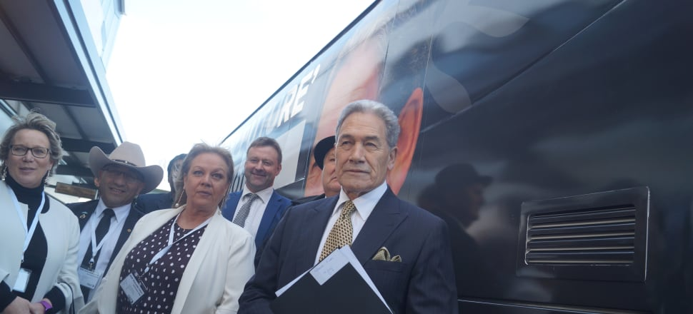 Is this campaign NZ First's farewell tour or another trip to the brink and back?  Photo: Sam Sachdeva