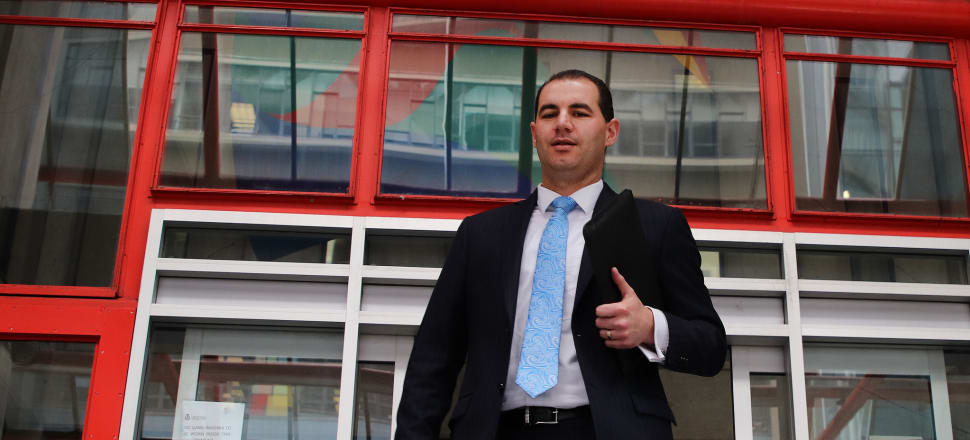 Time for MP Jami-Lee Ross to step down. Photo: Lynn Grieveson
