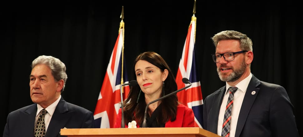 Iain Lees-Galloway's sacking from Cabinet by Jacinda Ardern provided some useful cover to Winston Peters as he faced his own questions of appropriate ministerial behaviour - albeit in a far different context. Photo: Lynn Grieveson.