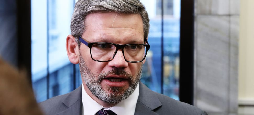 Migrants have called Iain Lees-Galloway's departure from politics 'karmic'. Photo: Lynn Grieveson.