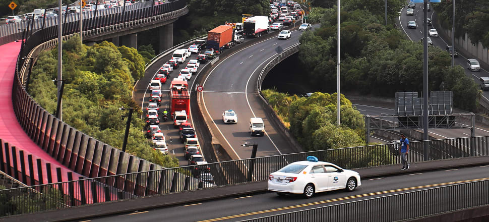 Auckland's new climate plan calls for two in five of the passenger cars in the city to be electric by 2030. Is that possible? Photo: Lynn Grieveson