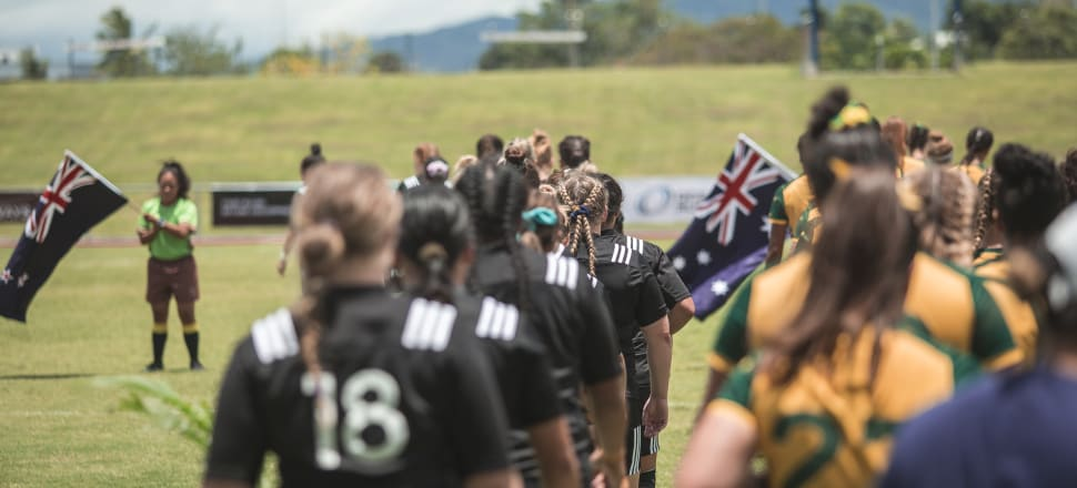 NZRugby is loathe to ban transgender athletes from the women's game despite World Rugby investigating a move to do so. Photo: Getty Images