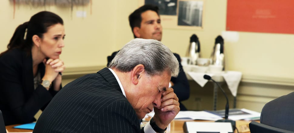 Every two years and 10 months, Winston Peters comes alive.  Photo: Lynn Grieveson