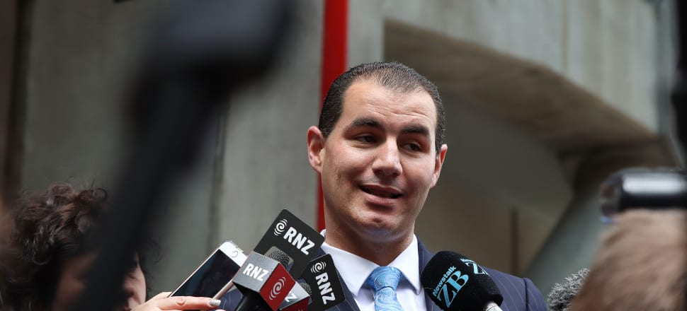 The embattled MP from Botany has joined up his party with the conspiracy theory-driven New Zealand Public Party, allowing the latter a plausible path to Parliament. Photo: Lynn Grieveson