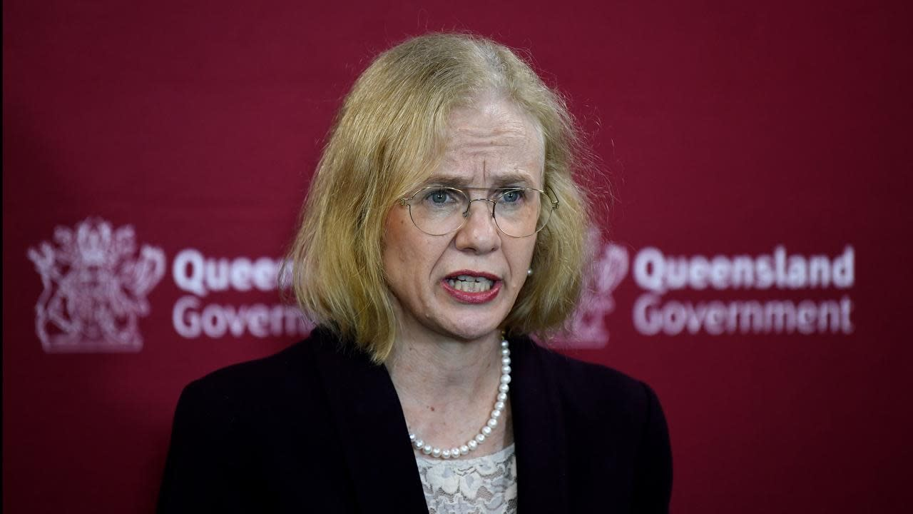 Qld premier prepared to slam borders shut