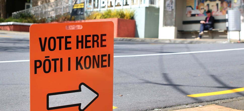 Larger voting venues and a te reo polling booth will be among some of the changes this time around. Photo: Lynn Grieveson.