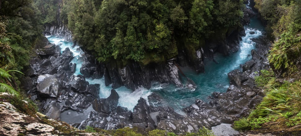 A hydro scheme proposal for Waitaha River, referred to be kayakers as the 'Mt Everest of white water runs', was declined in 2019. Photo: Neil Silverwood