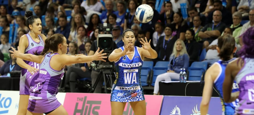 Netball NZ's Tania Karauria says it's an ongoing challenge to understanding the key to keeping teenageMāori and Pasifika players in the game. Photo: Michael Bradley.