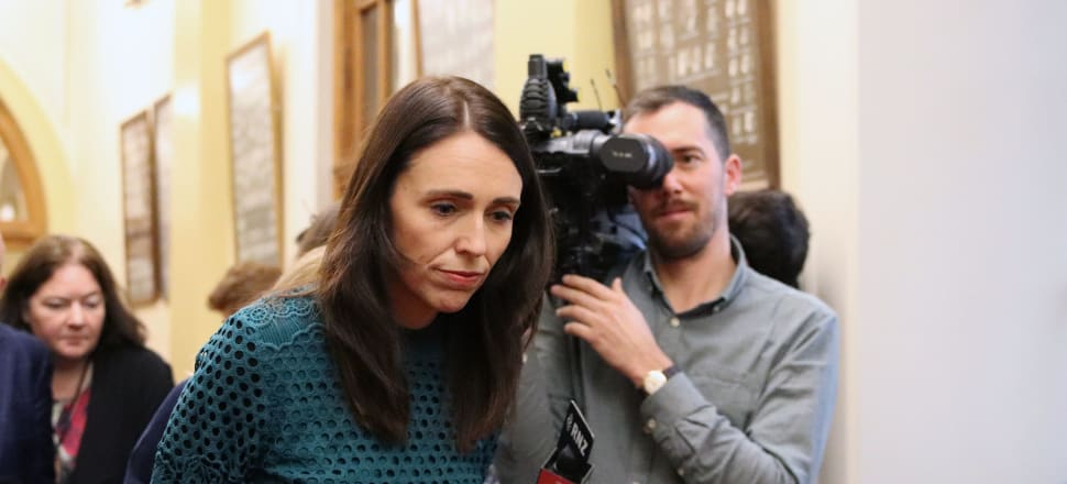 Labour's ability to undertake transformative reform has been constrained by its coalition partner, and now it will be weighed down by the Covid-19 fallout. File photo: Lynn Grieveson