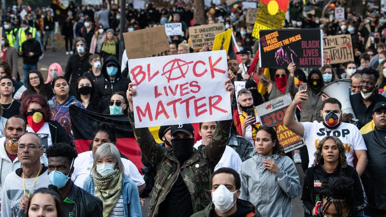 Court explains why Sydney BLM rally okayed