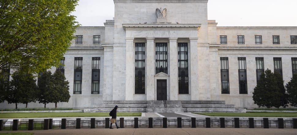 The US Federal Reserve announced it would buy corporate bonds directly in secondary markets, adding to existing buying of exchange traded funds in corporate bonds. Photo: Getty