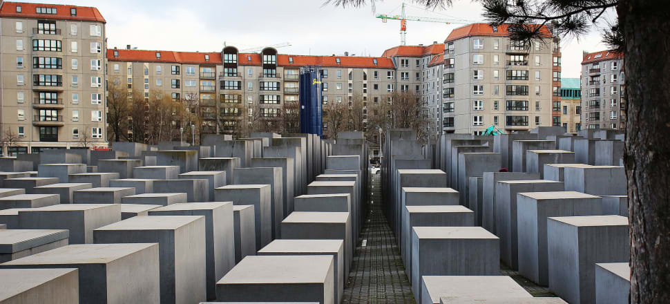 "Berlin's Holocaust Memorial: ""After the horrors of the Holocaust, World War II and the complete collapse of civilisation in Germany, the Basic Law was ... the country's re-entry ticket into the civilised world"", says Oliver Hartwich. Photo: Lynn Grieveson"