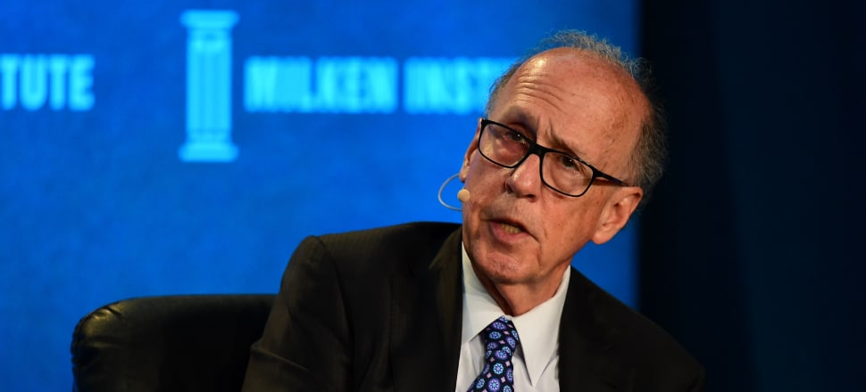 Renowed markets watcher Stephen Roach from Yale University has forecast a US dollar slump that would see the New Zealand dollar rise to 88 USc. Photo: Getty