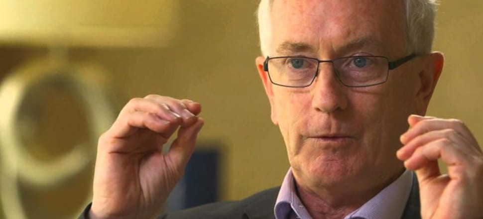 Economist Steve Keen thinks we should be considering a modern debt jubilee. Photo: YouTube screenshot