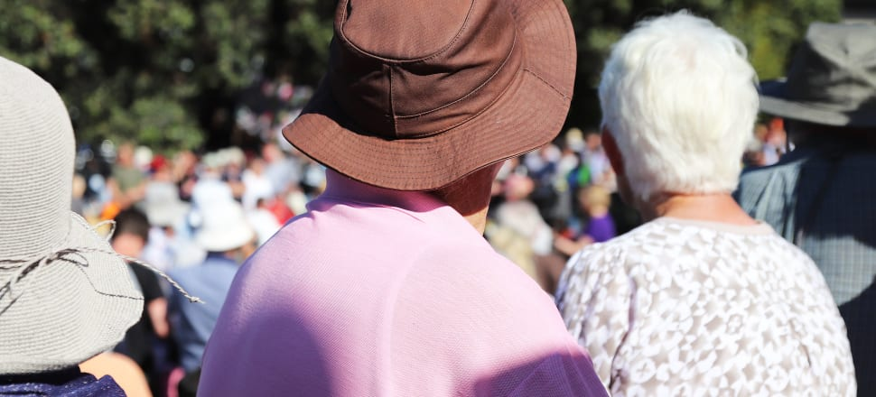 A new social economy could make the contributions of older people visible. Photo: Lynn Grieveson