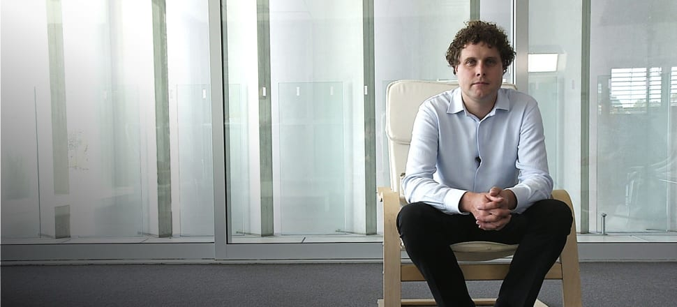 Rocket Lab's Peter Beck - not just in charge of a boutique kiwi company any more. Photo: Rocket Lab (supplied)