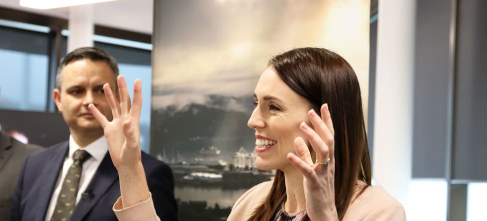 Jacinda Ardern said on Monday that there was 'enthusiasm' for the Government to continue looking into the CovidCard proposal. Photo: Lynn Grieveson