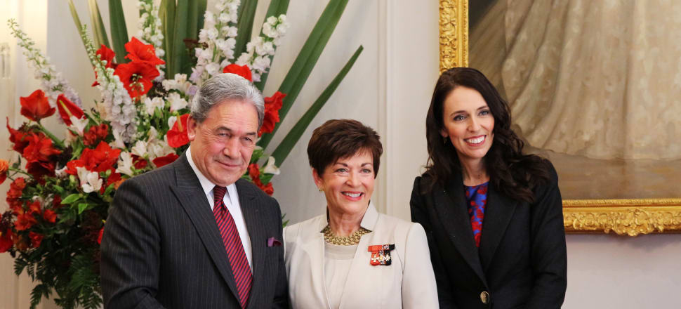 Prime Minister Jacinda Ardern will have to decide and say before September 19 whether she wants to govern alone with clearly different policies from New Zealand First, or whether she just wants to win a second term to manage the status quo of policies agreed by New Zealand First. Photo: Lynn Grieveson
