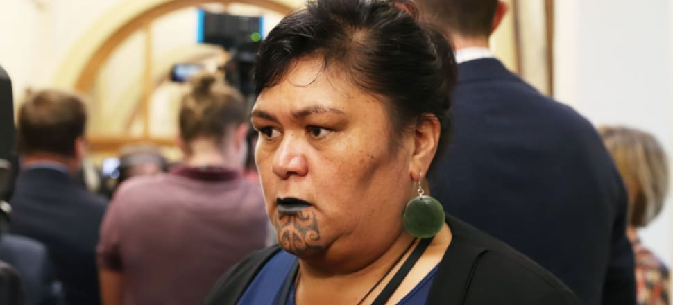 "Minister Nanaia Mahuta has said ""other countries look to what we are doing"", citing reo revitalisation and the importance of media. Photo: Lynn Grieveson"