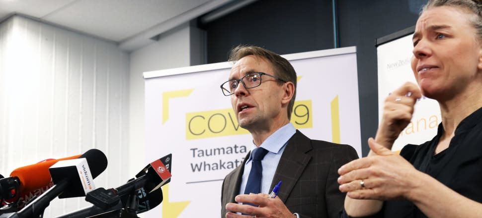 Director-General of Health Ashley Bloomfield and his Ministry of Health, along with the Government, have come under the microscope for their handling of Covid-19 border controls and returning New Zealanders. Photo: Lynn Grieveson