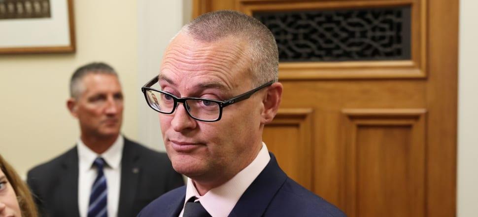 Health Minister David Clark.  Photo: Lynn Grieveson.