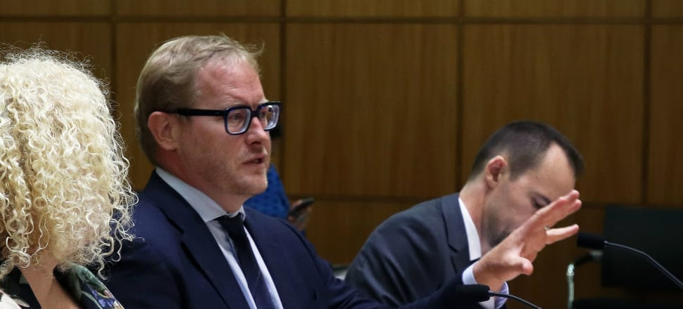 Matt Whineray, CEO of NZ Super, says negotiations will be needed on an interim project agreement, then a project agreement. Photo: Lynn Grieveson