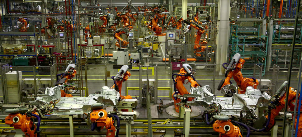 AI robots can only do parts of jobs that exist now, and despite being capable of complex tasks, are often stumped by things humans find simple. Photo: Getty Images