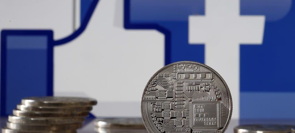 Facebook's new currency Libra will utilise blockchain technology and join already existing cryptocurrencies like Bitcoin. Photo: Getty Images