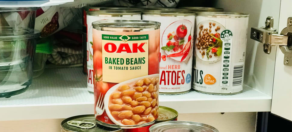 Should investors bail out and stock up on baked beans? No is the short answer. Simon O'Grady from KiwiWealth explains why. Photo: Lynn Grieveson