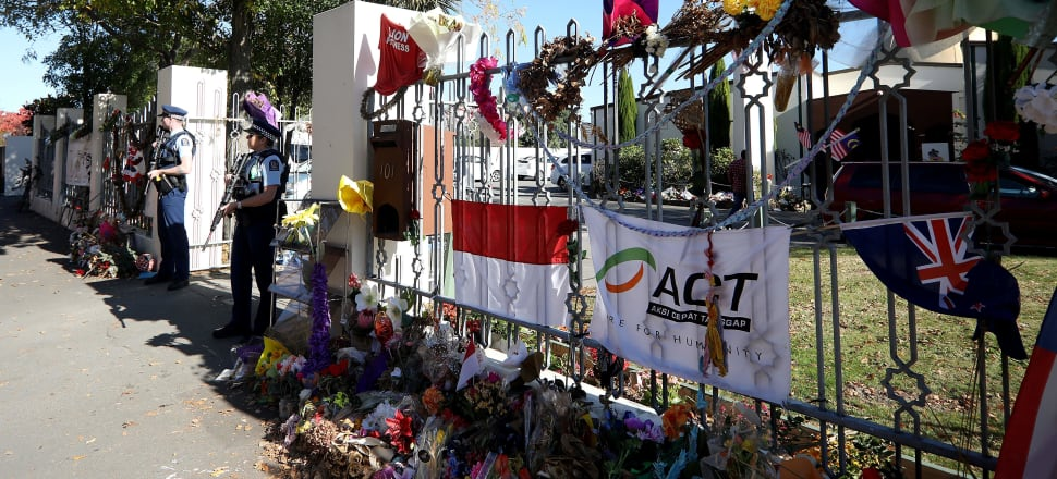 Footage of the Christchurch terror attack is accessible on at least 14 different websites. Photo: Getty Images
