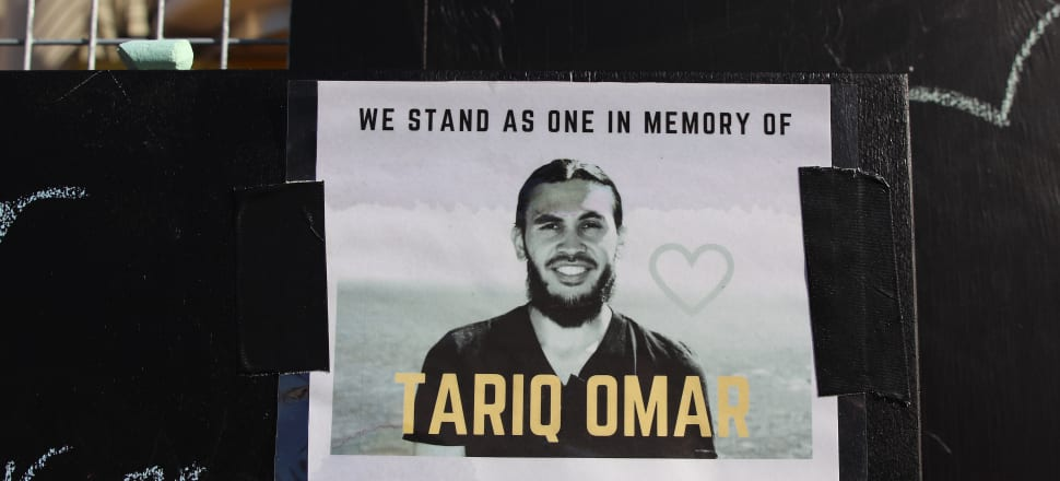 Footballer and coach Tariq Omar died in the Christchurch terror attack. A year after the shootings, attacks are still being live-streamed on social media platforms. Photo: Lynn Grieveson.
