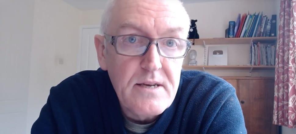 John Campbell on YouTube. Screenshot.