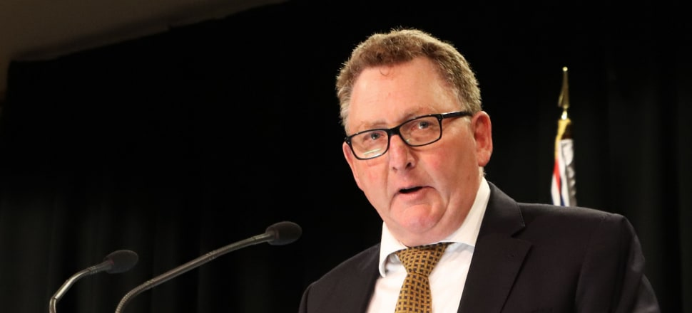 Reserve Bank governor Adrian Orr. Photo: Lynn Grieveson