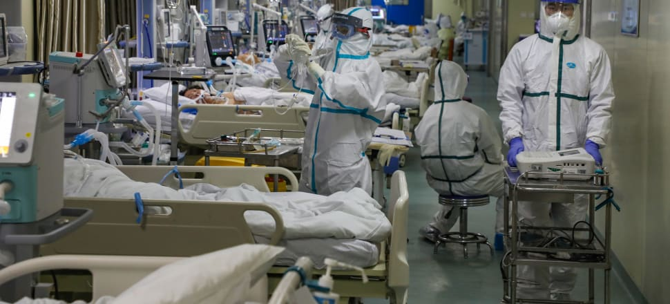 The world has been in the acute phase of the Covid-19 pandemic but also needs to look forward. Photo: Getty Images.