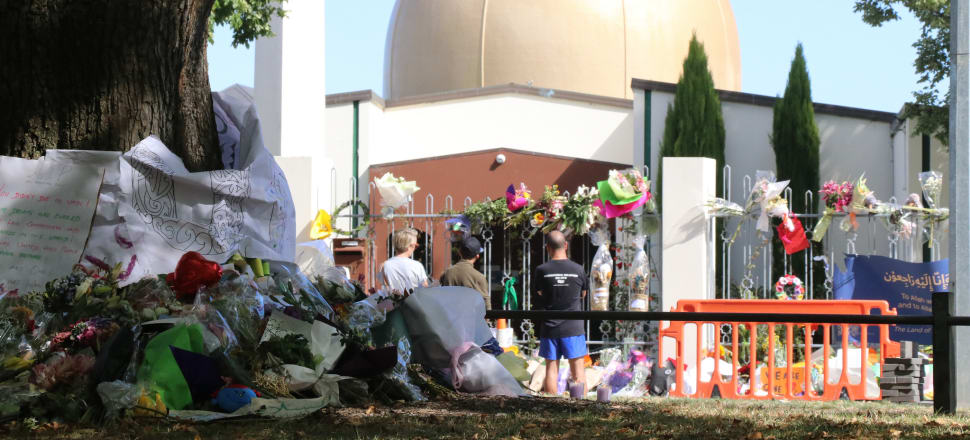 The terrorist who attacked two mosques on March 15, 2019 and killed 51 people has pled guilty to charges of terrorism, murder and attempted murder. Photo: David Williams