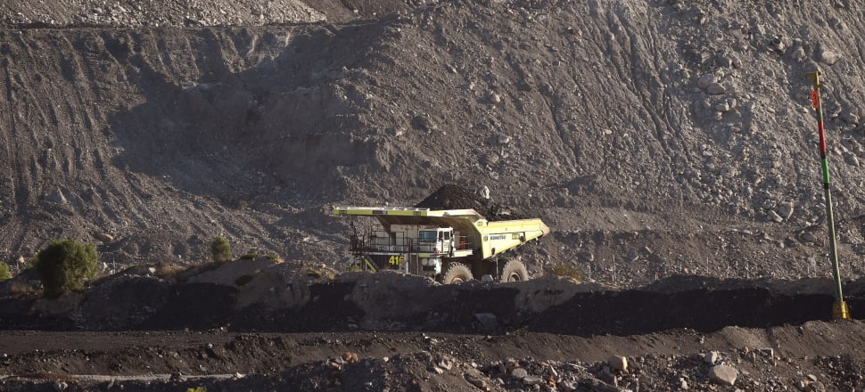 Most of New Zealand's coal miners will head to work today, as usual, having won a last-ditch exemption from the Covid-19 lockdown. Photo: Getty Images.
