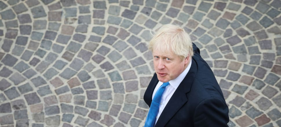 Boris Johnson is known as an enthusiastic social Darwinist who believes society should be organised to flush out the weak. . Photo: Getty Images