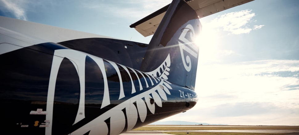 Air New Zealand CEO Greg Foran told customers and staff late on Monday the airline was planning to be a much smaller airline with just domestic routes and limited international services, which would require it to let go 3,500 of its 12,500 staff in coming months. Photo: Supplied.