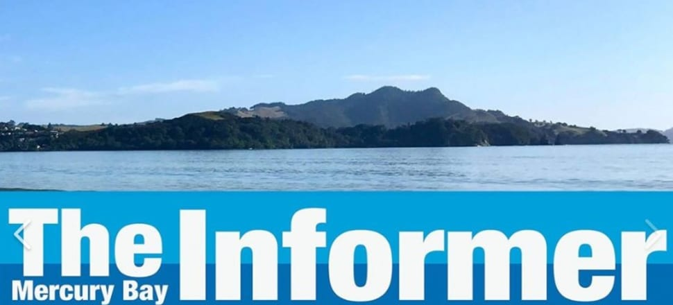 The Mercury Bay Informer is one of 80 community newspapers nationally affected by an officials' decision to deem them non-essential. Photo: Facebook.