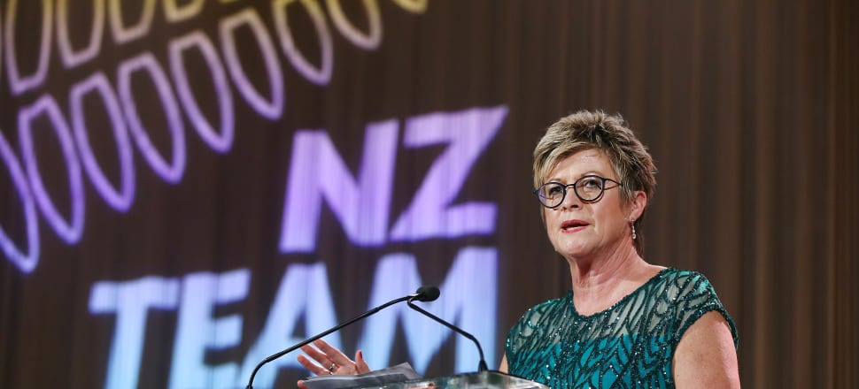 Kereyn Smith, head of New Zealand's Olympic Committee, grew up on a farm in south Otago with little idea about the Olympic movement.  Photo: NZOC.