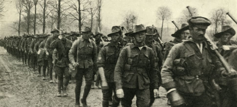 Anzac soldiers in World War I had a reputation for equality in sacrifice. New Zealand society today still places utmost importance on fairness. Archive photo: Getty Images