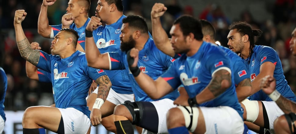 Samoa, Fiji and Japan voted against New Zealand and Sanzaar's wishes.  Photo: Getty Images