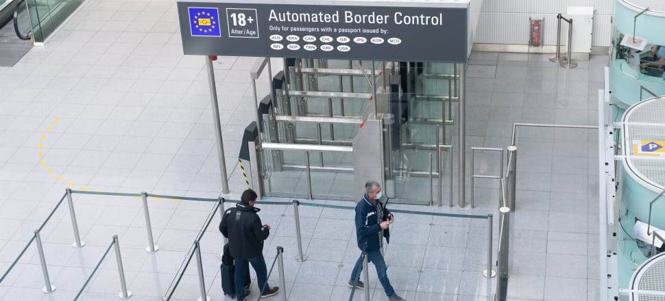 The state is the only power with control of borders and other freedom of movement. Photo: Getty Images